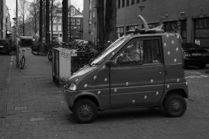 Amsterdam B&W 3/5